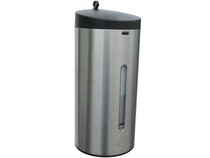 SAPHO - Bezdotykový dávkovač tekutého mýdla 650 ml, nerez (SE071)