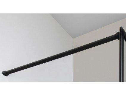 GELCO - CURE BLACK přídavná vzpěra 1400mm, černá mat (CBSB140)