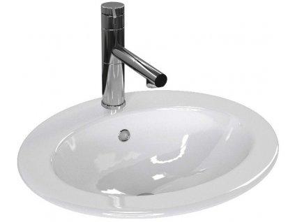 REA - Zápustné umyvadlo Magari (REA-U0064)