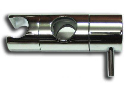 Novaservis - posuvný jezdec k držáku chrom (JP/RAIL503,0)