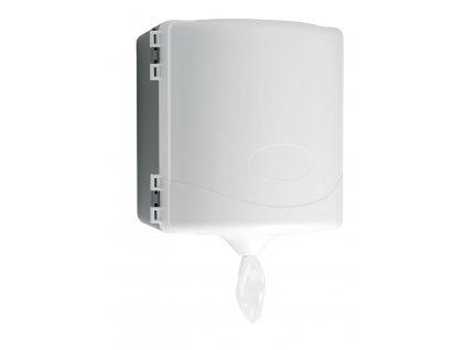Novaservis - zásobník na papírové ručníky se středovým odvíjením, bílý (69093,1)