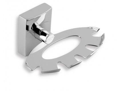 Novaservis - držák kartáčů a pasty Metalia 12 chrom (0244,0)