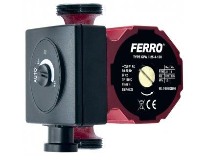 Novaservis - oběhové elektronické čerpadlo Ferro 25-40/130mm (W0603)