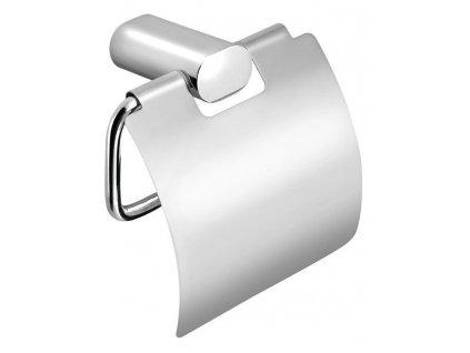 SAPHO - FLORI držák toaletního papíru s krytem, chrom (RF007)