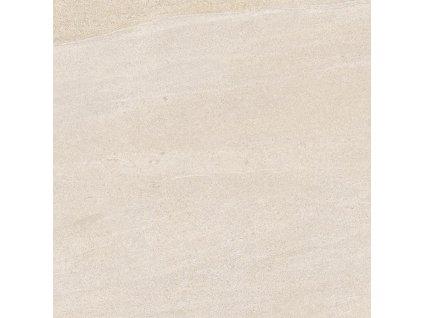 Rako Quarzit dlaždice - rektifikovaná béžová 60x60 (DAK63735)