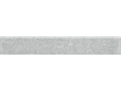 Rako Cemento sokl šedá 60x9,5 (DSAS4661)