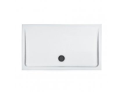 LAUFEN MERANO - keramická sprchová vanička, standardní provedení (854954)
