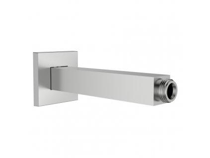 LAUFEN QUADRIGA - sprchové rameno stropní, 150 mm, chrom / kartáčovaný nikl (3662200790111)