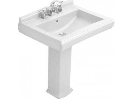 Villeroy & Boch HOMMAGE sloup, bílá CeramicPlus (723200R1)