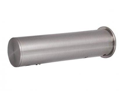 Sanela SLU 43 - Automatická nerezová nástěnná baterie na jednu vodu s elektronikou ALS, 24 V DC (SLU 43)