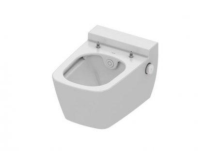 Tece závěsné WC TECEone s bidetovací funkcí, 40x54x39,2 cm, bílá (9700200)