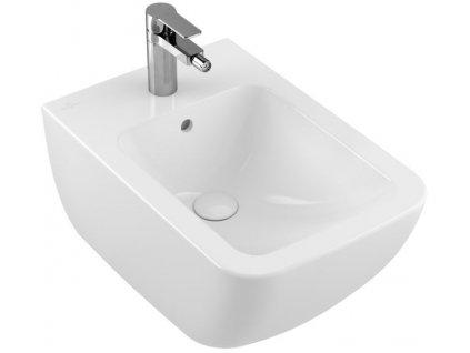 Villeroy & Boch Venticello závěsný bidet 375x560mm, bílá, CeramicPlus (441100R1)