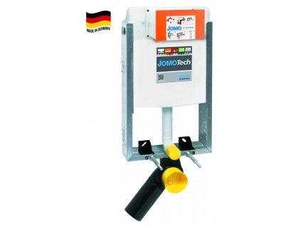 JOMOTech modul pro zazdění LIGHT bez desky + WC JIKA PURE + SEDÁTKO DURAPLAST (164-14600479-00 PU1)