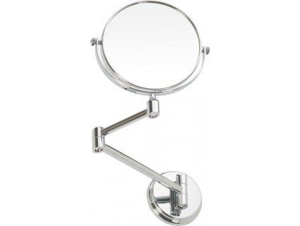 Bemeta Omega závěsné kosmetické zrcátko průměr 150 mm, chrom (106301122)