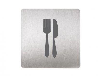Sanela SLZN 44U - Piktogram - vidlička a nůž (95443)