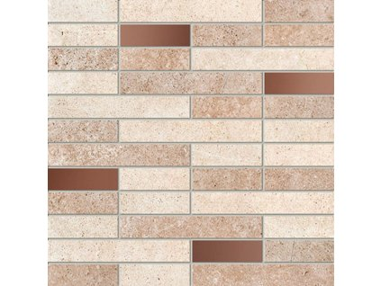 Arté Meteor beige mozaika 29,8x29,8 (6003667)