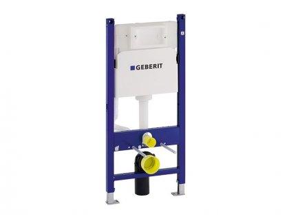 Geberit Duofix montážní prvek pro závěsné WC, 112 cm, se splachovací nádržkou pod omítku Delta 12 cm (111153001)