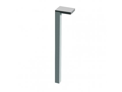 LAUFEN CASE - sada nožiček k nábytku (2 ks), výška 385 mm, chrom, lAUFEN PRO (H4830980950041)