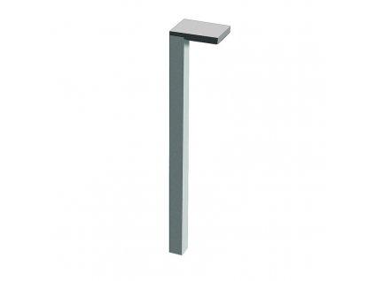 LAUFEN PRO S - sada nožiček k nábytku (2 ks), výška 293 mm, chrom, lAUFEN PRO S (H4831050960041)