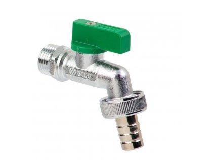 """ARCO zahradní ventil Nano1/2'x1/2' D15, anticalc NANO MAC 1/2""""X1/2"""""""