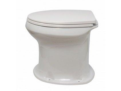 LaVilla - WC mísa na latrínu vč.sedátka pro suché WC stojící klozet LATRINA LATRINA