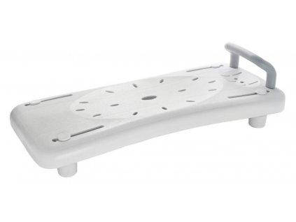 RIDDER - Sedátko na vanu s madlem, bílá A0040101