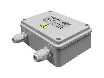 Bruckner - Napájecí zdroj pro 1-10 splachovačů urinálu, 230V / 6V DC 121.762.1