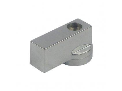 MEREO - Páčka pro rohové kohouty plastová (CR37A, 38A, 39A, 37AK, 39AK) CR35P