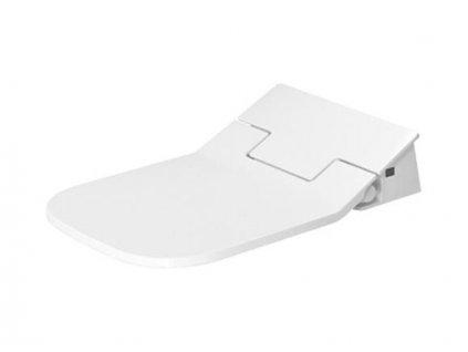 Duravit SensoWash® Slim bidetové sedátko pro Happy D.2 36,5x54 cm, bílá (611300002304300)