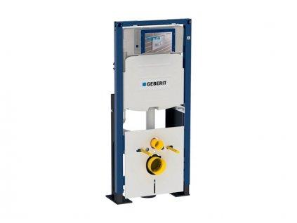 Geberit Duofix montážní prvek pro závěsné WC, 112 cm, se splachovací nádržkou pod omítku Sigma 12 cm, samostatně stojící, zesílený (111.380.00.5)