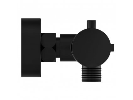 Eisl / Schuette - Termostatická sprchová baterie LONDON, černá matná, rozteč 150 mm (52466) 52466