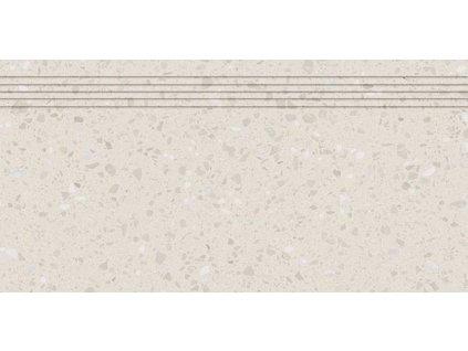 Rako Porfido schodovka béžová 30x60 (DCPSE813)