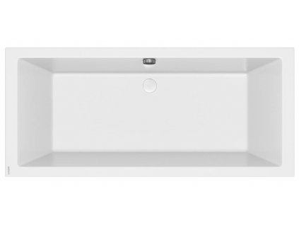 CERSANIT - Akrylátová vana INTRO 180x80 cm S301-222