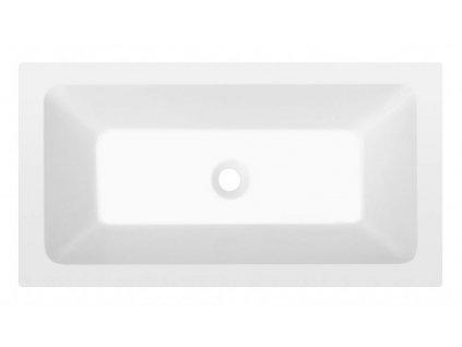 SAPHO - ETERNAL keramické umyvadlo zápustné pod desku 75x40 cm 71134594