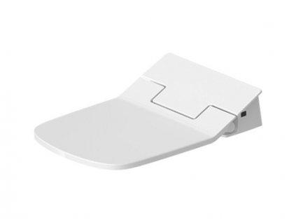 Duravit SensoWash Slim bidetové sedátko pro DuraStyle 37,5x54 cm, bílá (611200002304300)