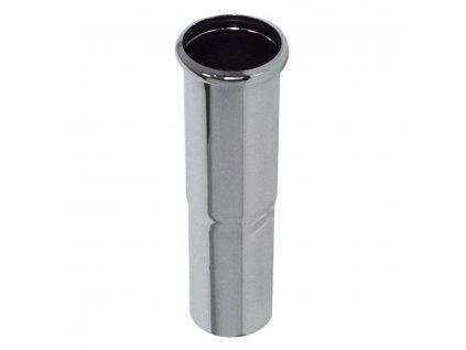 Omp Tea - Prodlužovací trubka sifonu s přírubou 32/130mm, chrom 100.130.5
