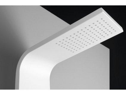 SAPHO - JACOB sprchový panel 200x1500mm, bílá WN682