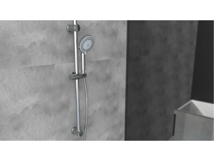 Eisl / Schuette - Sprchový set bez baterie STORM, chrom/černá (DX5081C) DX5081C
