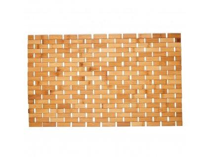REA - Bambusová koupelnová podložka 40x60 LAZ-09563