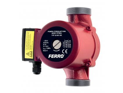 Novaservis - oběhové čerpadlo FERRO pro pitnou vodu (W0401)