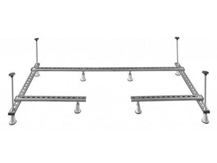 POLYSAN - Nosná konstrukce pro hlubokou vaničku DEEP 150x75 cm FR2139