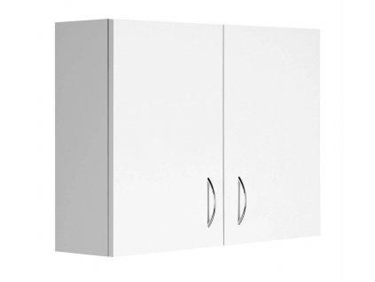 AQUALINE - KERAMIA FRESH horní skříňka 60x50x20cm, bílá 52363