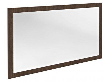 SAPHO - NIROX zrcadlo v rámu 1200x700x28 mm, borovice rustik NX127-1616