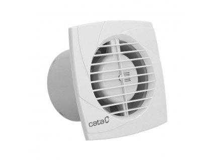 CATA - CB-100 PLUS T radiální ventilátor s časovačem, 25W, potrubí 100mm, bílá 00841000