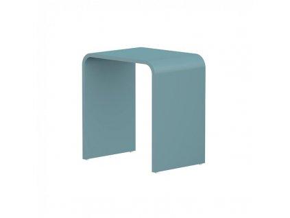 STEINBERG - Stolička z MINEO STONE, kouřově modrá 430 7004