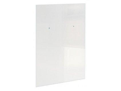 POLYSAN - ARCHITEX LINE kalené čiré sklo, 1105x1997x8mm, otvory pro poličku AL2243-D