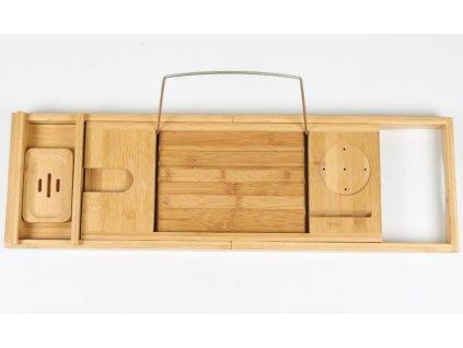 H K - Koupelnová odkládací polička Caddy CADDY001