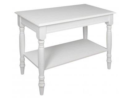 SAPHO - CIMBURA umyvadlový stolek 100x50x75cm, starobílá CIM150