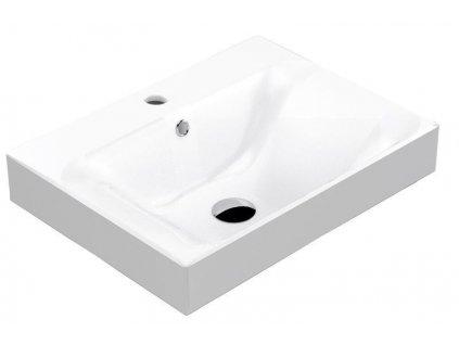 KERASAN - CENTO keramické umyvadlo 60x45cm, hluboké 354501