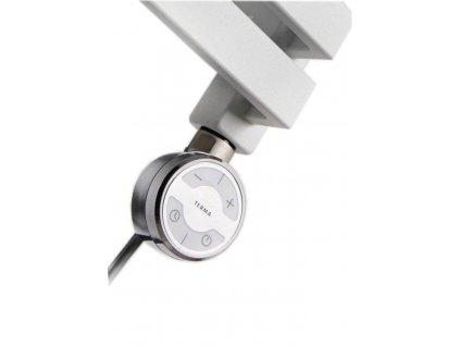 SAPHO - MOA topná tyč s termostatem, 400 W, chrom MOA-C-400